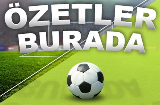 İşte Bursaspor - Çaykur Rizespor maçının özeti!