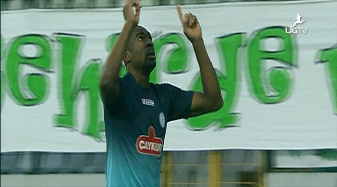 Timsah Kweuke'yi durduramadı: 1-1!