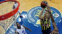 Fenerbahçe Ülker CSKA deplasmanında
