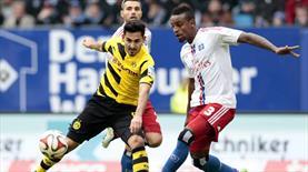 Dortmund'a Hamburg freni