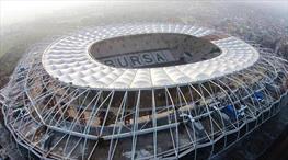 Bursa'nın yeni mabedi bitiyor!