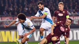 Torino'nun nefesi yetmedi