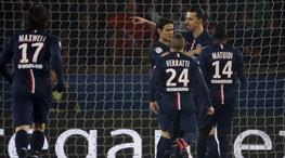 Ibra Lorient'i tek başına yıktı!..