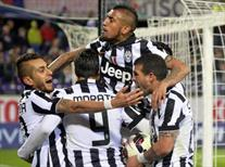 İtalya'da ilk finalist Juve