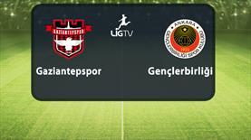 Gaziantepspor-Gençlerbirliği