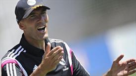 Zidane muradına erdi