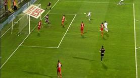 Bir müthiş gol de Ahmet İlhan'dan!