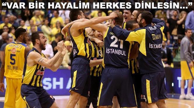Fenerbahçe Ülker'e yeni beste