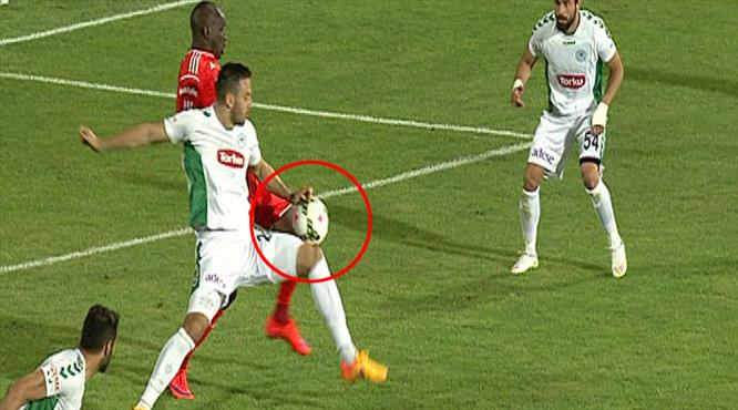 Beşiktaş'tan bir penaltı itirazı daha!