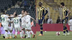 Fenerbahçe'ye soğuk duş (Galeri)