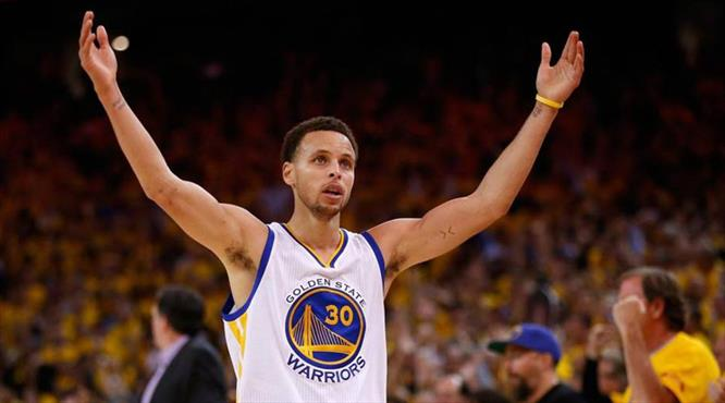 Curry şov yaptı: 1-0