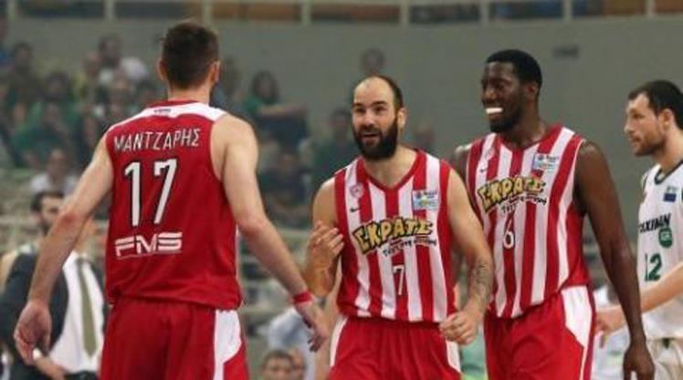 Olympiakos şampiyonluğa bir adım uzakta