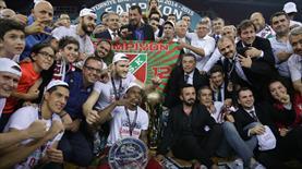 Şampiyon Pınar Karşıyaka! (ÖZET)