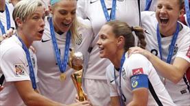 Kadınlar Dünya Kupası'nda izlenme rekoru kırıldı