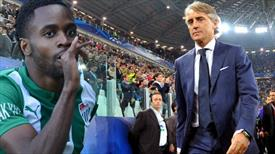 Mancini kafayı ona taktı!