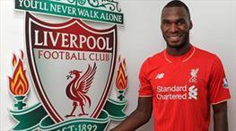 Benteke resmen Liverpool'da!