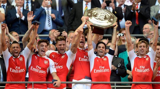 Mourinho'ya kötü sürpriz!.. İlk kupa Arsenal'in!..