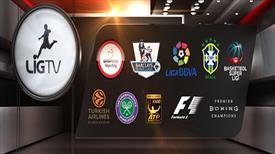 Bu sezon da Lig TV'de spora doyacaksınız!