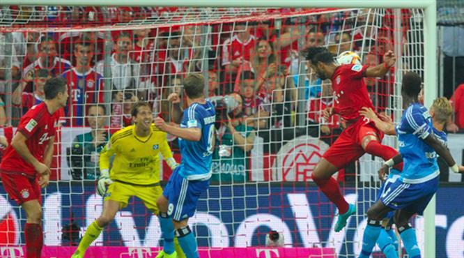 Bayern çizgisini bozmuyor!
