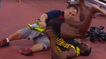 Bolt ucuz atlattı! Güldüren kaza!...