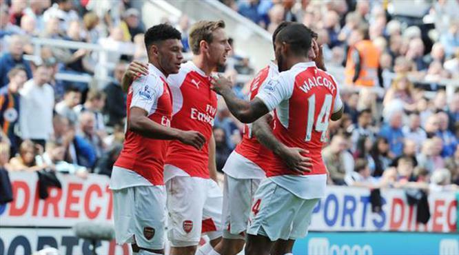 Arsenal deplasman seviyor!.. (ÖZET)
