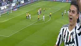 Juventus Paulo Dybala'nın golüyle 1-0 öne geçti