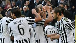 Juventus'u tutabilene aşk olsun (ÖZET)
