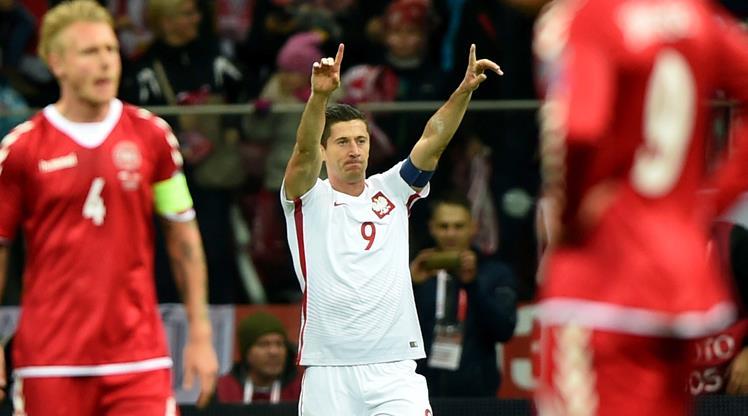 Polonya - Danimarka: 3-2