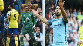 Everton Stekelenburg'a duacı! City ne yaptıysa olmadı! (ÖZET)