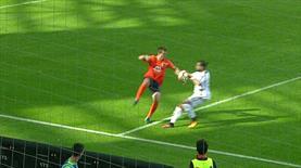 Başakşehir'den penaltı itirazı