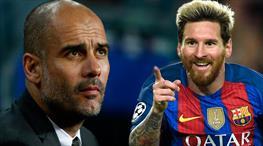 Messi, Guardiola'yı darmadağın etti!: 4-0