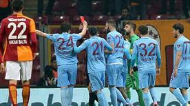 Galatasaray-Trabzonspor rekabetindeki en unutulmaz an!