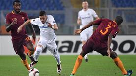 Roma'ya evinde şok! 6 gol var kazanan yok!