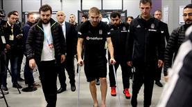 Beşiktaş TFF'den rapor istedi!