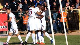 Çorum Belediyespor - Trabzonspor:1-2
