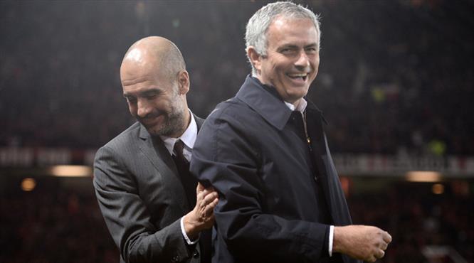 Dev maç Mourinho'nun! Pep'e bir darbe daha! (ÖZET)