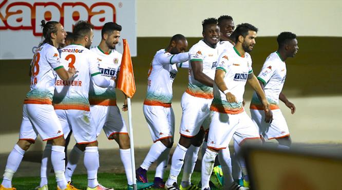 İşte Aytemiz Alanyaspor-Kayserispor maçının özeti!