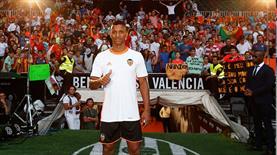 ''Valencia'ya gelmek için her şeyi yaptım''