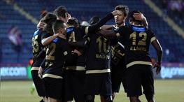 Osmanlıspor - Medicana Sivasspor: 4-0
