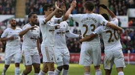 Müthiş seriye Swansea son verdi! (ÖZET)