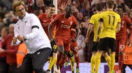 Liverpool - Borussia Dortmund: 4-3