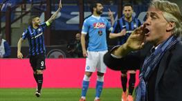 Hayalleri yıkan adam Mancini! (ÖZET)