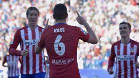 Atletico Barça'yı yakaladı!.. (ÖZET)