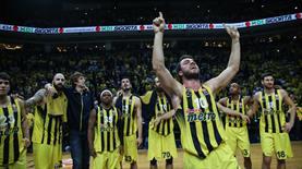 Fenerbahçe Final Four için parkede