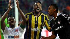 Opta'ya göre Süper Lig'de haftanın 11'i!