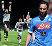 Napoli kaybetti!.. Şampiyon Juventus (ÖZET)