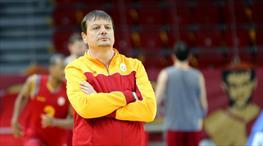 Ergin Ataman: ''Şampiyon olmak için varız''