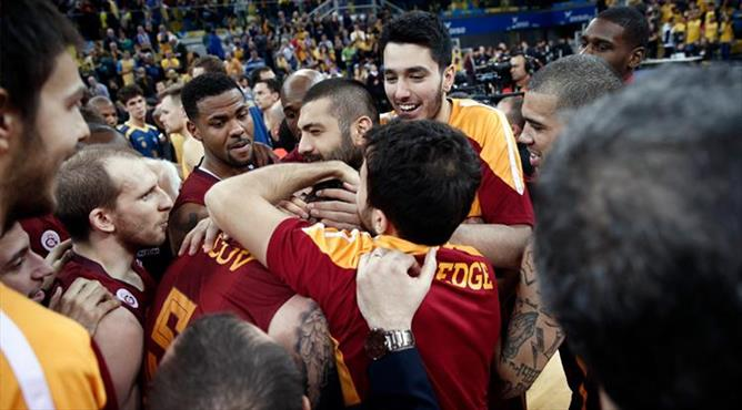 Galatasaray Odeabank Eurocup şampiyonluğu için sahaya çıkıyor!