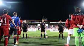 1. Lig'de 31. hafta hakemleri açıklandı