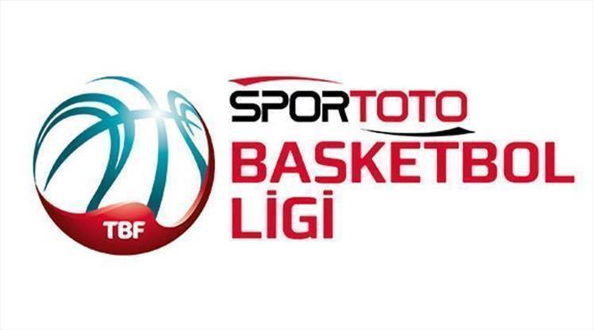 İşte Spor Toto Basketbol Ligi'nde 28. hafta heyecanı! (ÖZET)